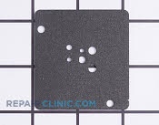 Gasket - Part # 1659214 Mfg Part # 632548