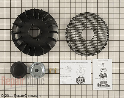 Flywheel Fan, Briggs & Stratton Genuine OEM  796200