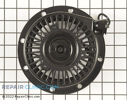 Recoil Starter, Tecumseh Genuine OEM  590789
