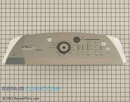 Touchpad and Control Panel (OEM)  W10070060 - $169.40