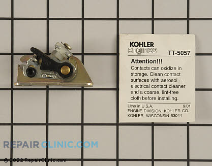 Breaker Points, Kohler Engines Genuine OEM  48 150 03-S