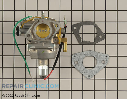 Carburetor, Kohler Engines Genuine OEM  32 853 12-S, 1610386