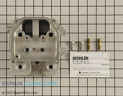 Cylinder Head, Kohler Engines Genuine OEM  24 318 113-S