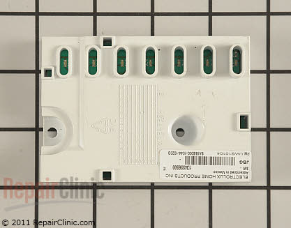 User Control and Display Board (OEM)  134556500