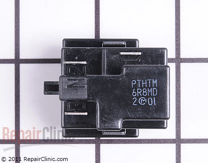 Thermistor (OEM)  EBG60658602