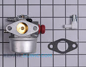 Carburetor - Part # 1727676 Mfg Part # 640025C