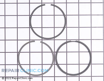 Piston Ring Set, Tecumseh Genuine OEM  40006