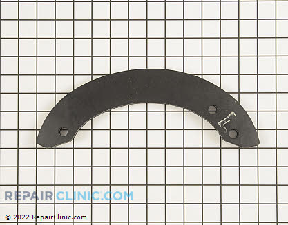 Auger Blade-Rubber, Honda Power Equipment Genuine OEM  72428-V10-020