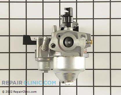 Carburetor, Honda Power Equipment Genuine OEM  16100-ZE0-817