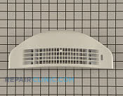 Vent Grille - Part # 1455612 Mfg Part # W10175909
