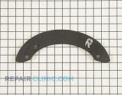 Auger Blade-Rubber - Part # 1796757 Mfg Part # 72427-V10-020