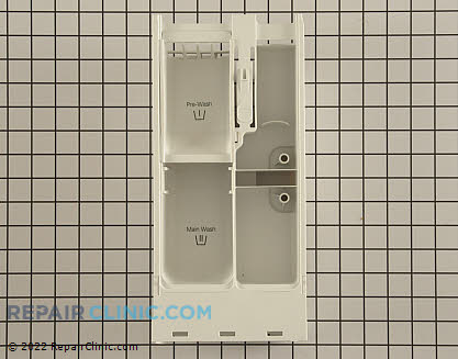 Detergent Dispenser 34001282 Main Product View