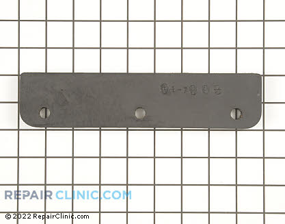 Auger Blade-Rubber, Honda Power Equipment Genuine OEM  72521-747-A10