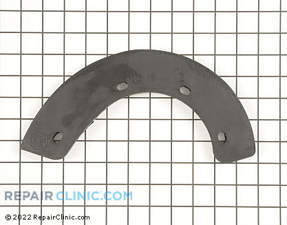 Auger Blade-Rubber, Honda Power Equipment Genuine OEM  72522-747-010