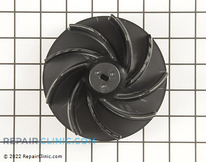 Blower Wheel, Toro Genuine OEM  100-9068