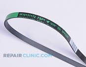 Drive Belt - Part # 1449763 Mfg Part # W10131172
