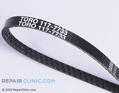Toro Snowblower Cogged Belt