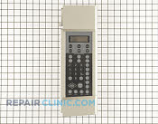 Control  Panel - Part # 1790043 Mfg Part # DE94-01648E