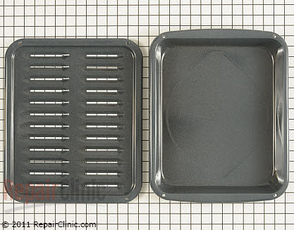 Gibson Broiler Pan & Insert