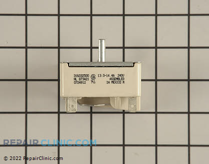 Tappan Switch Oven Selector