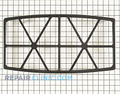 Burner Grate - Part # 504219 Mfg Part # 3191485