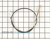 Control Cable - Part # 1701073 Mfg Part # 761589MA