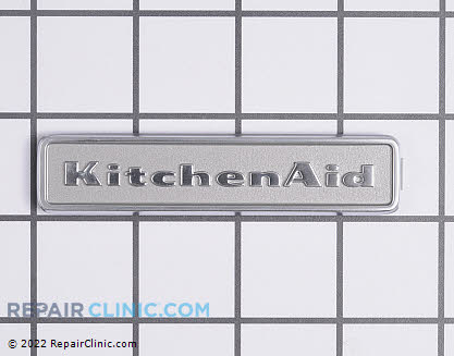 Kitchenaid Range Label