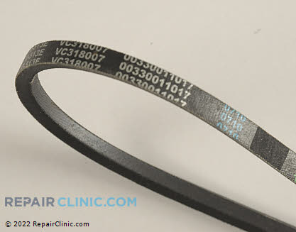 Drive Belt (OEM)  WD-0350-18, 1225413