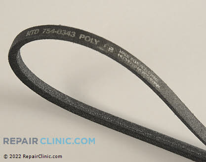 Belt: V-Belt (Genuine OEM)  954-0343