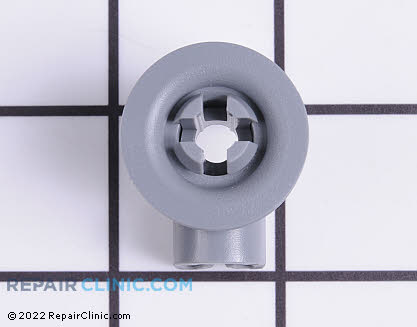 Dishrack Roller Assembly 8058498-77 Main Product View