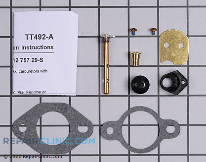 Rebuild Kit, Kohler Engines Genuine OEM  12 757 11-S