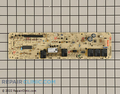 Main Control Board (OEM)  154320603