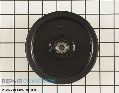 Flat Idler Pulley (Genuine OEM)  756-1229, 1810159