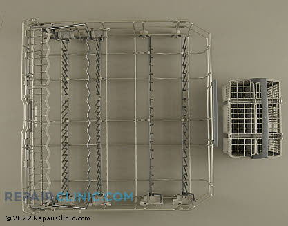 Lower Dishrack Assembly (OEM)  680997, 1562483
