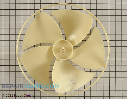 Fan Blade WJ73X10087 Main Product View