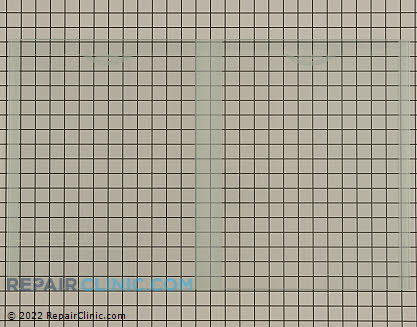 Shelf Glass (OEM)  WR32X10052
