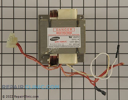 High Voltage Transformer (OEM)  WB27X10254