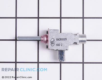 Surface Burner Valve (OEM)  WB21K19, 252030