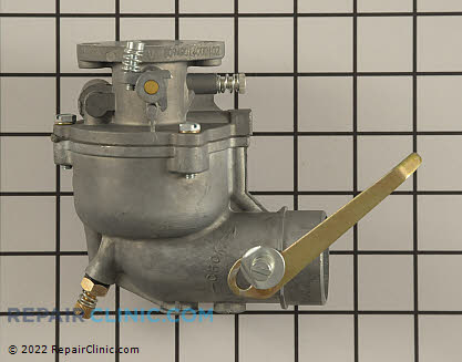 Carburetor 490140          Main Product View