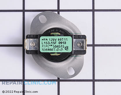 Cycling Thermostat (OEM)  Y504515