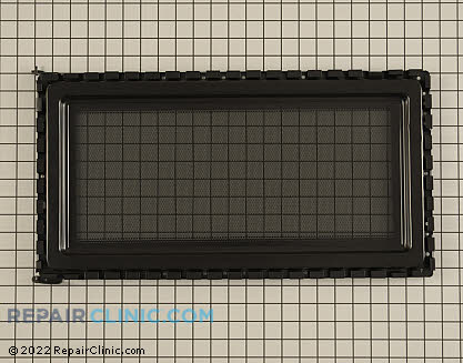 Microwave Oven Door (OEM)  DE94-01469G