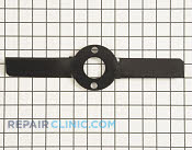 Mulching Blade - Part # 1604888 Mfg Part # 942-0539