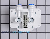 Water Filter Housing - Part # 1513157 Mfg Part # 242009601