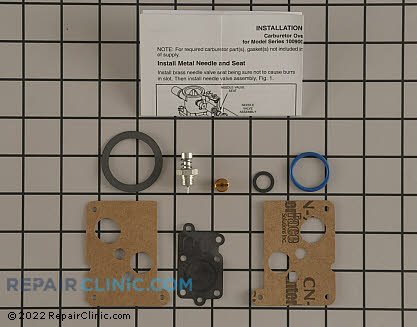Carburetor, Briggs & Stratton Genuine OEM  494625