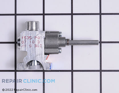 Surface Burner Valve WB21T10011      Main Product View