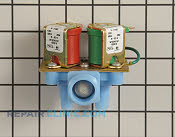 Water Inlet Valve - Part # 1860719 Mfg Part # W10245167