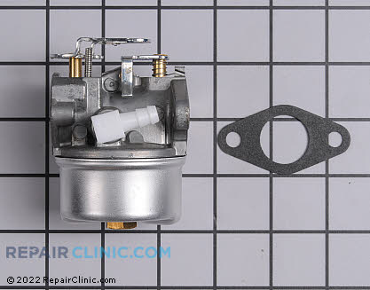 Carburetor, Tecumseh Genuine OEM  640084B - $84.85
