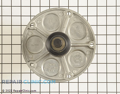 Spindle Assembly, Briggs & Stratton Genuine OEM  1001709MA