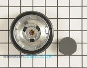 Wheel - Part # 1608862 Mfg Part # 43247033