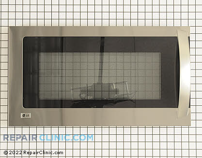 Microwave Oven Door (OEM)  ADC49436906